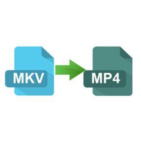 تغییر فرمت mkv به mp4