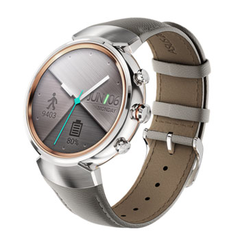 Asus ZenWatch 3 WI503Q Silver