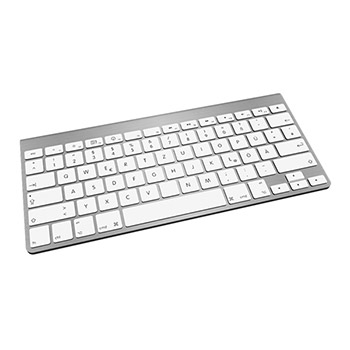 Apple Wireless Keyboard MC184LL-B For Mac