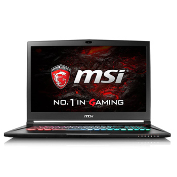 MSI VR Ready GS73VR Stealth Pro i7 7700HQ 16 1 128SSD 6