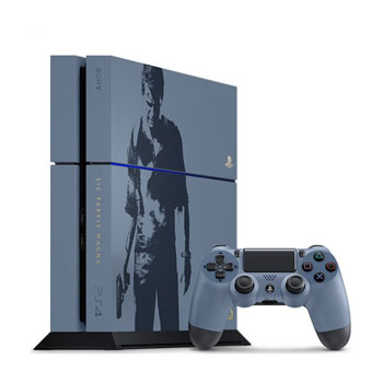 Sony PlayStation 4 Region 2 500GB uncharted Edition