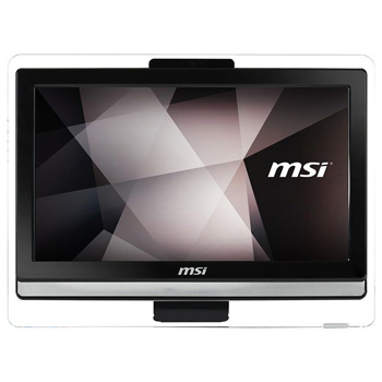 MSI PRO 20ET 7NC AiO G4400 4 1 2 930MX Touch