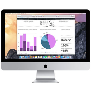Apple iMac MF885 Retina 5K Display