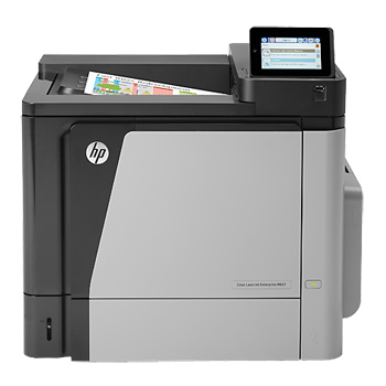 HP LaserJet M651dn Printer