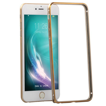 Promate Alloy-i6P Ultra-Thin Impact Resistant Aluminum Bumper Case for iPhone 6/6S