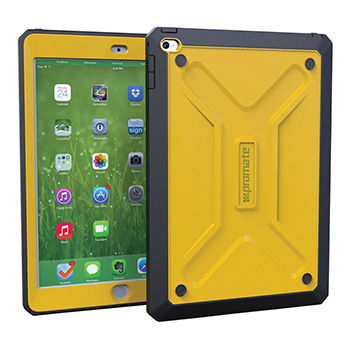 Promate Armor-Air2 Rugged Protective Case for iPad Air 2