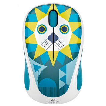 Logitech M238 Luke Lion Wireless Mouse