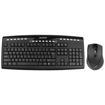 A4TECH 9200 F Wireless Keyboard and Mouse