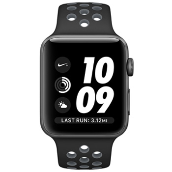 Apple Watch Nike  42mm Cool Gray Aluminum Sport Band