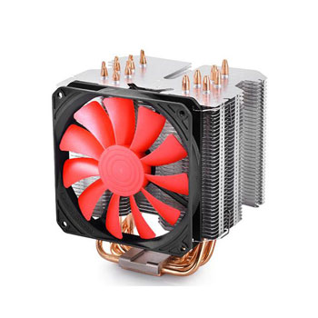 DeepCool Lucifer K2 CPU Air Cooler