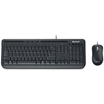 Microsoft Desktop 600 Wired Keyboard and Mouse