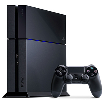 Sony PlayStation 4 Region 2 1TB