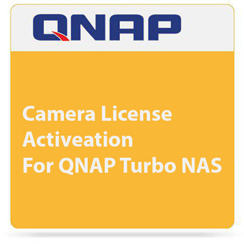 Camera License Activation For QNAP Turbo NAS