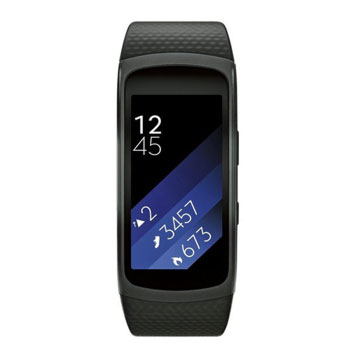 Samsung Gear Fit2 SmartBand With Large Buckle