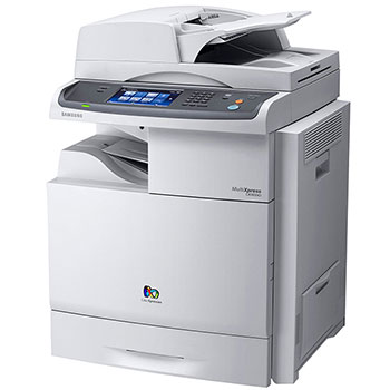 Samsung CLX-8385ND Printer