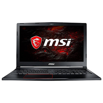 MSI GE63VR 7RE Raider i7 7700HQ 16 1 256SSD 6 1060 FHD