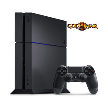 Sony PlayStation 4 Region 1 500GB god of war Edition