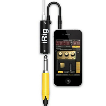 Guitar Input To iPhon Converter IRIG