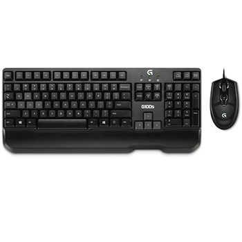 Logitech G100s Wired Keyboard and Mouse