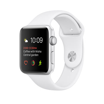 Apple Watch 2 Sport 42mm White
