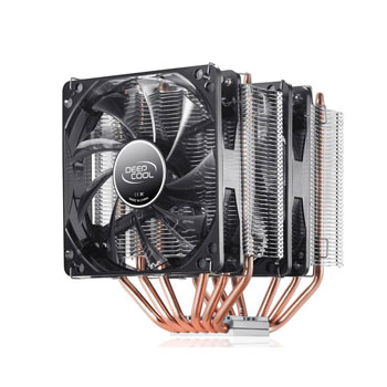 DeepCool Neptwin V2 CPU Air Cooler