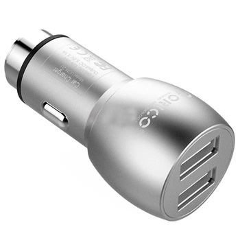 Orico UCM-2U Car Charger with 2 Port