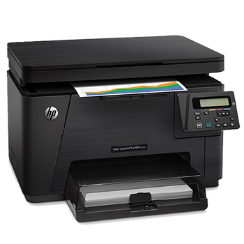 HP LaserJet Pro MFP M176n Color Laser Printer