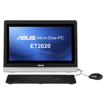 Asus ET2020 A UTK  A4-4-500-AMD-Touch