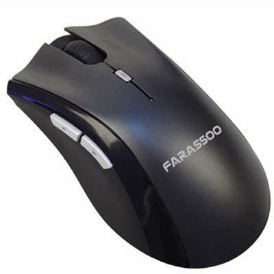 Farassoo Stylish Wired Mouse FOM 1375