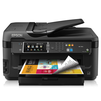 Epson WorkForce WF7610 All in One Printer