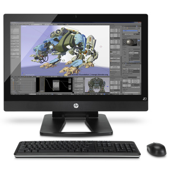 HP Z1 G2 Workstation AIO i7 16 1 256 4