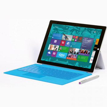 Microsoft Surface Pro 3 i3-4-128 With Type Cover