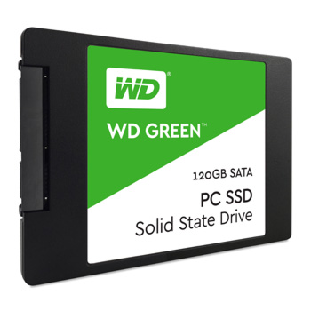 Western Digital Green SSD Drive 120GB