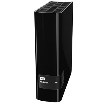 Western Digital My Book External HDD 4TB