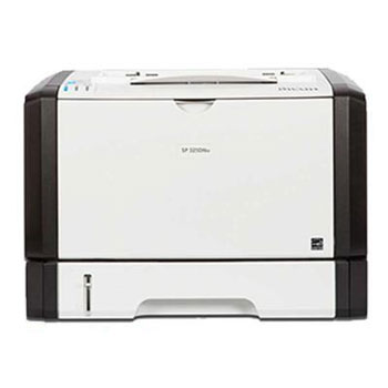 Ricoh SP 325dnw Black and White Laser Printer