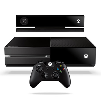 Microsoft Xbox One With Kinect