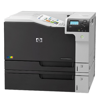 HP LaserJet M750dn Printer