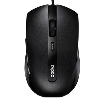 Rapoo N3600 Wired Mouse