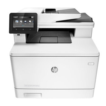 HP LaserJet Pro MFP M477fnw Printer