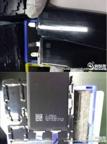 ظرفیت باتری آیفون 7 بیشتر از ظرفیت باتری آیفون 6S خواهد بود