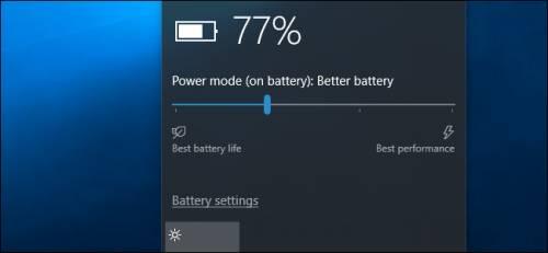 تنظیم تعادل باتری و قدرت پردازش