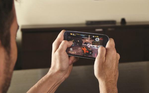 بازی با موبایل استرس محیط کاری را کاهش میدهد