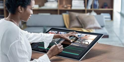 مایکروسافت از اولین All In One  خود به نام سرفیس استودیو پرده برداشت