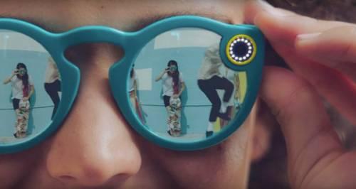 اسنپچت یک عینک آفتابی با قابلیت فیلمبرداری معرفی کرد