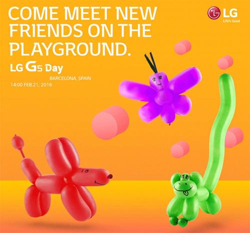 تاریخ رونمایی از LG G5 اعلام شد