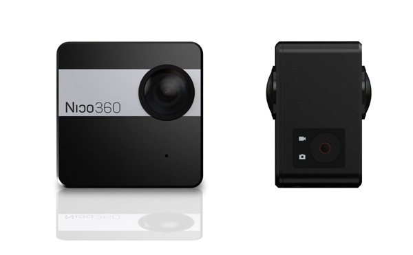 کوچکترین دوربین دنیا با قابلیت فیلمبرداری ۳۶۰ درجه معرفی شد