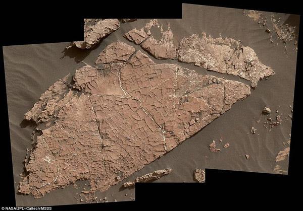 رد پای آب در سیاره مریخ پیدا شد