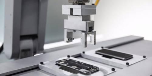 ربات جدید اپل سالانه 2.4 میلیون آیفون دست دوم را بازیافت میکند
