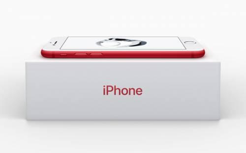 اپل آیفون 7 و 7 پلاس رنگ قرمز را معرفی کرد