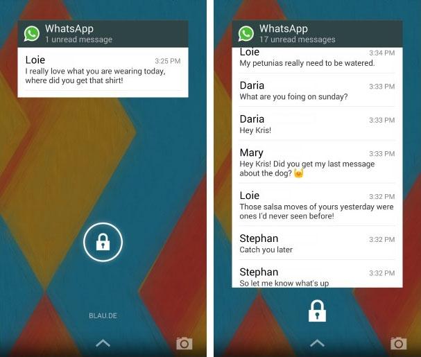 چگونه پیام های واتس اپ را بدون اطلاع فرستنده بخوانیم